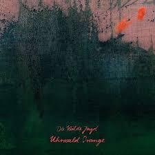 DIE WILDE JAGD, uhrwald orange cover