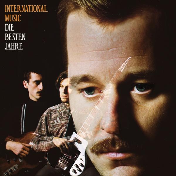 INTERNATIONAL MUSIC, die besten jahre cover