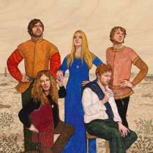TREMBLING BELLS, dungeness cover
