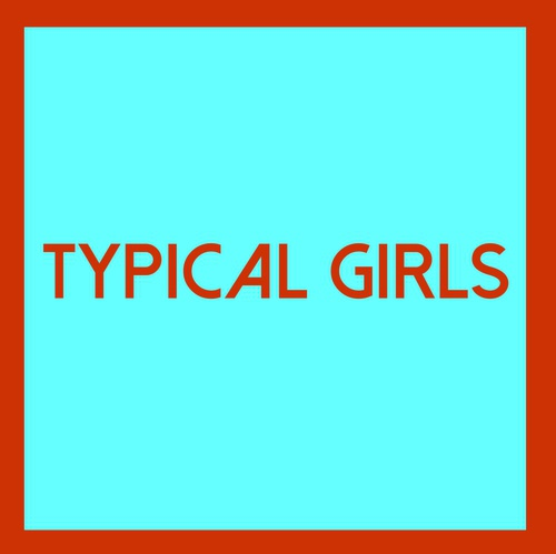 V/A, typical girls vol. 4 cover
