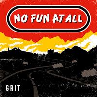 NO FUN AT ALL, grit cover