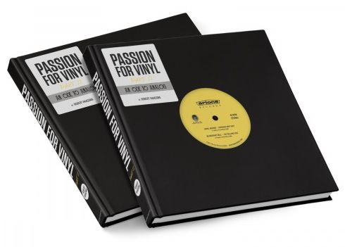 Cover ROBERT HAAGSMA, passion for vinyl II -  an ode to analog