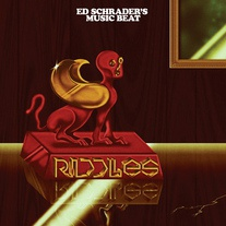 ED SCHRADER`S MUSIC BEAT, riddles cover