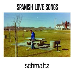 Cover SPANISH LOVE SONGS, schmaltz