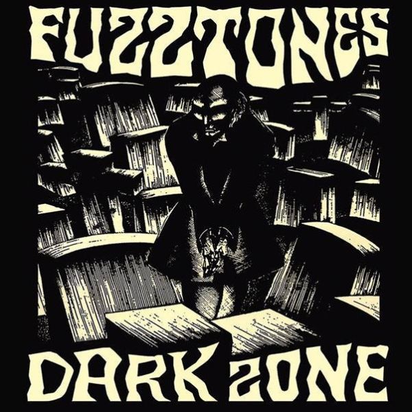 FUZZTONES, dark zone cover