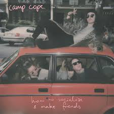 Cover CAMP COPE, how to socialise & make friends