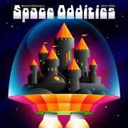 SPACE ODDITIES, studio ganaro feat. bernard estardy cover