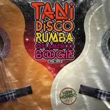 V/A, tani? disco rumba and flamenco boogie cover