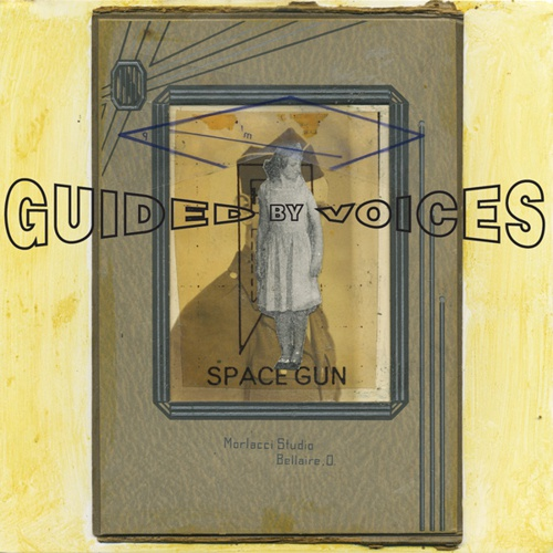 Cover GUIDED BY VOICES, space gun