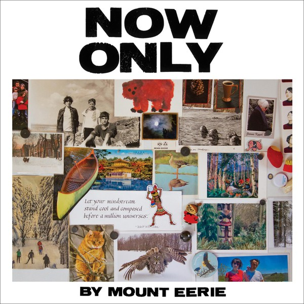Cover MOUNT EERIE, now only