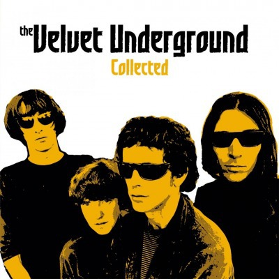 VELVET UNDERGROUND, collected cover