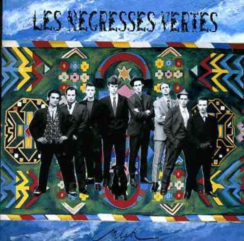 Cover LES NEGRESSES VERTES, mlah
