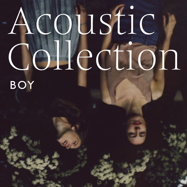 BOY, acoustic collection cover