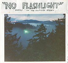 Cover MOUNT EERIE, no flashlight