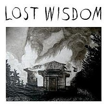 Cover MOUNT EERIE, lost wisdom