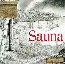 Cover MOUNT EERIE, sauna