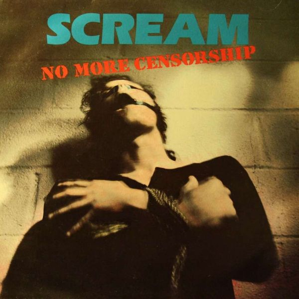 SCREAM, no more censorship cover