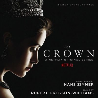 O.S.T., the crown (netflix series) season one cover