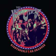 THEE HYPNOTICS, righteously recharged boxset cover