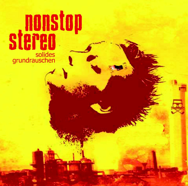 Cover NONSTOP STEREO, solides grundrauschen