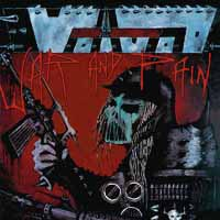 VOIVOD, war and pain cover