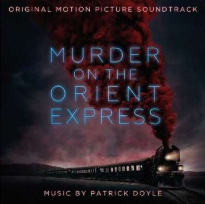 Cover O.S.T. (PATRICK DOYLE), murder on the orient express