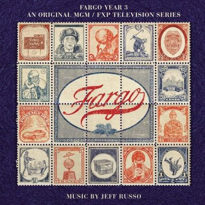 Cover O.S.T. (JEFF RUSSO), fargo season 3
