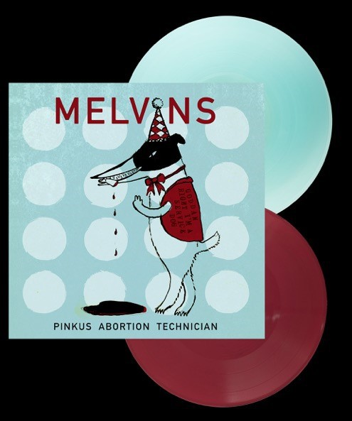 Cover MELVINS, pinkus abortion technician