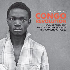 V/A, congo revolution cover