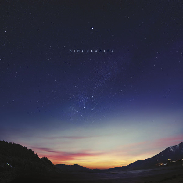 Cover JON HOPKINS, singularity