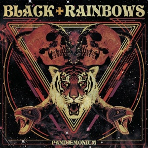 BLACK RAINBOWS, pandaemonium cover