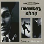 Cover MONKEY SHOP, monkey business