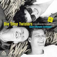 Cover DIE TIME TWISTERS, guten morgen sommer (best of dietime twisters)