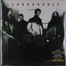 Cover SOUNDGARDEN, a-sides