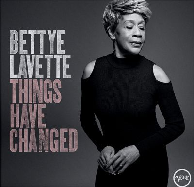 Cover BETTYE LAVETTE, things have changed