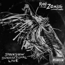 Cover ROB ZOMBIE, spookshow international live