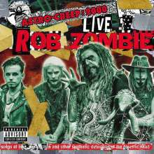 ROB ZOMBIE, astro-creep: 2000 - live at riot fest cover