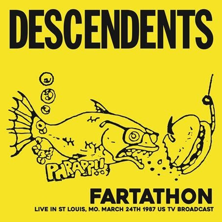 Cover DESCENDENTS, farthaton: live in st. louis