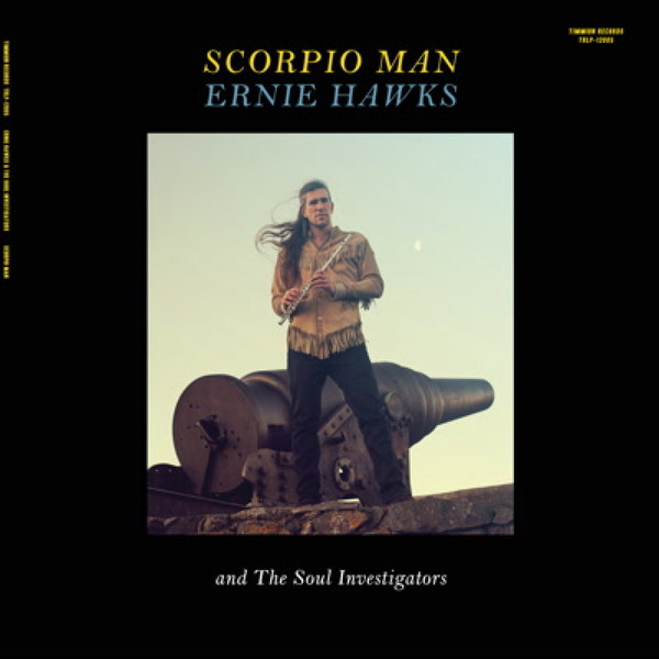 ERNIE HAWKS & SOUL INVESTIGATORS, scorpio man cover