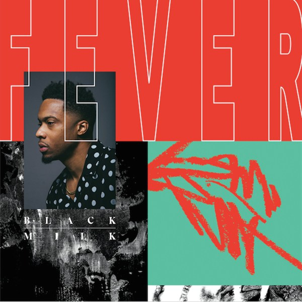 BLACK MILK, fever cover
