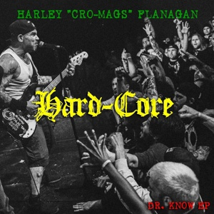 Cover HARLEY FLANAGAN, hard-core