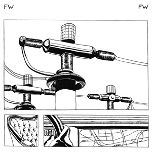 FORTH WANDERERS, s/t cover