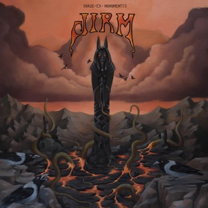 JIRM, surge ex monuments cover