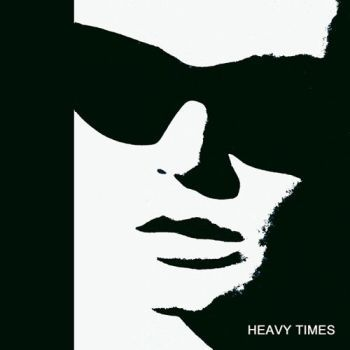HEAVY TIMES, black sunglasses cover