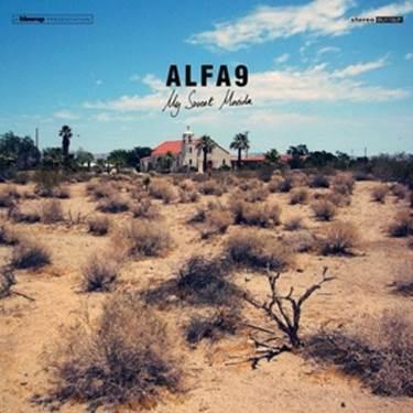 ALFA 9, my sweet movida cover