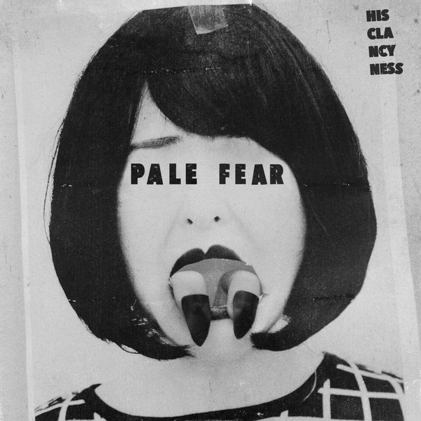 Cover HIS CLANCYNESS, pale fear/coming up empty