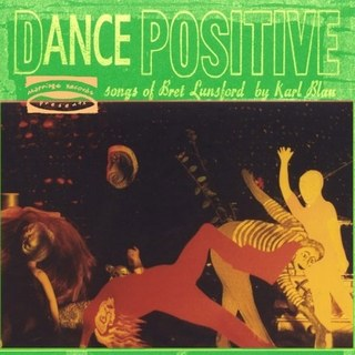 KARL BLAU, dance positive cover