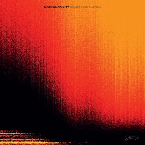 DANIEL AVERY, song for alpha cover