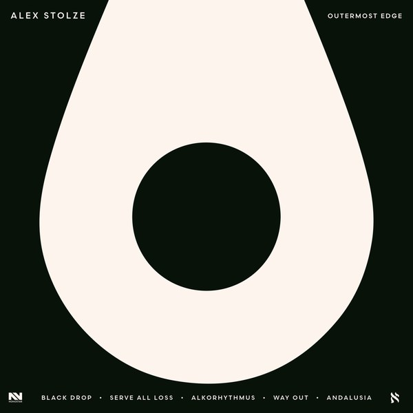 Cover ALEX STOLZE, outermost edge