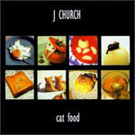 Cover J CHURCH, cat food
